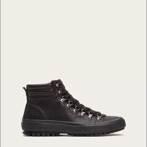 Frye hiker boots